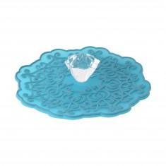 프랑프랑 스텔라 크리스탈 컵 커버 (블루)