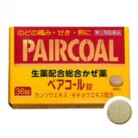 페어콜 감기약 36정